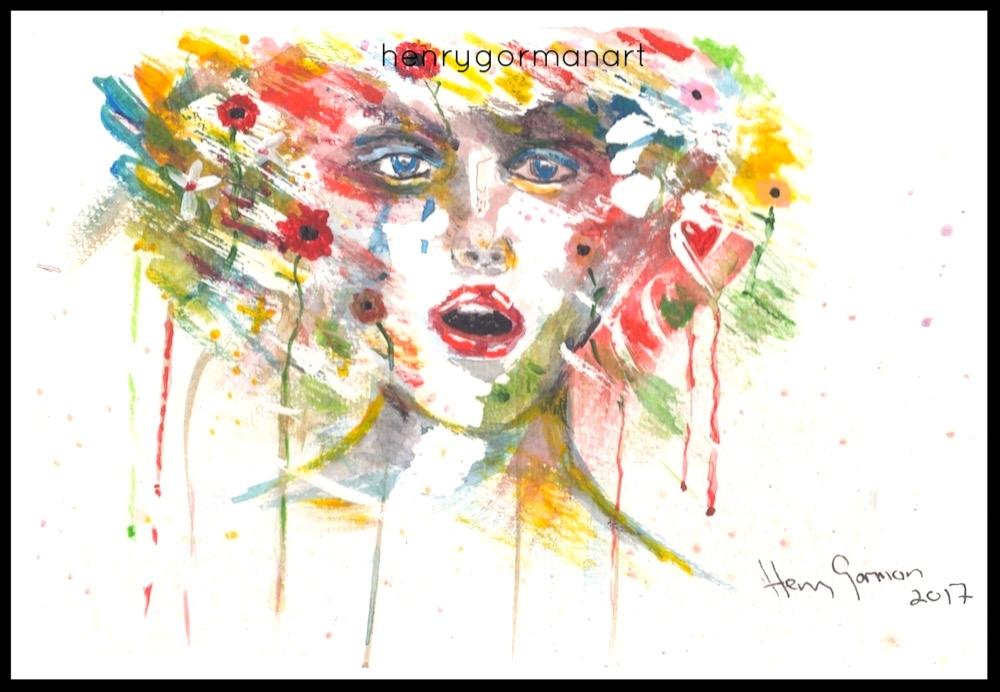 'Poppy girl'