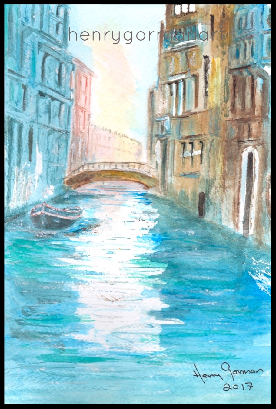 'Venice street # 1'