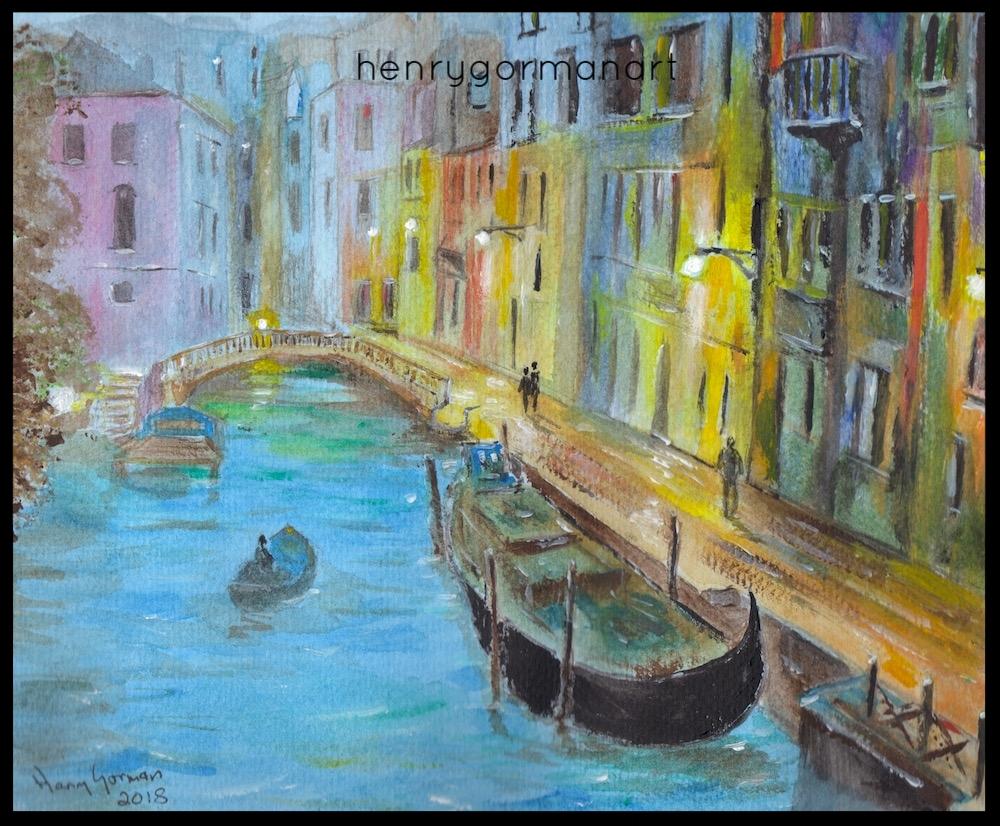 'Venice street # 3'