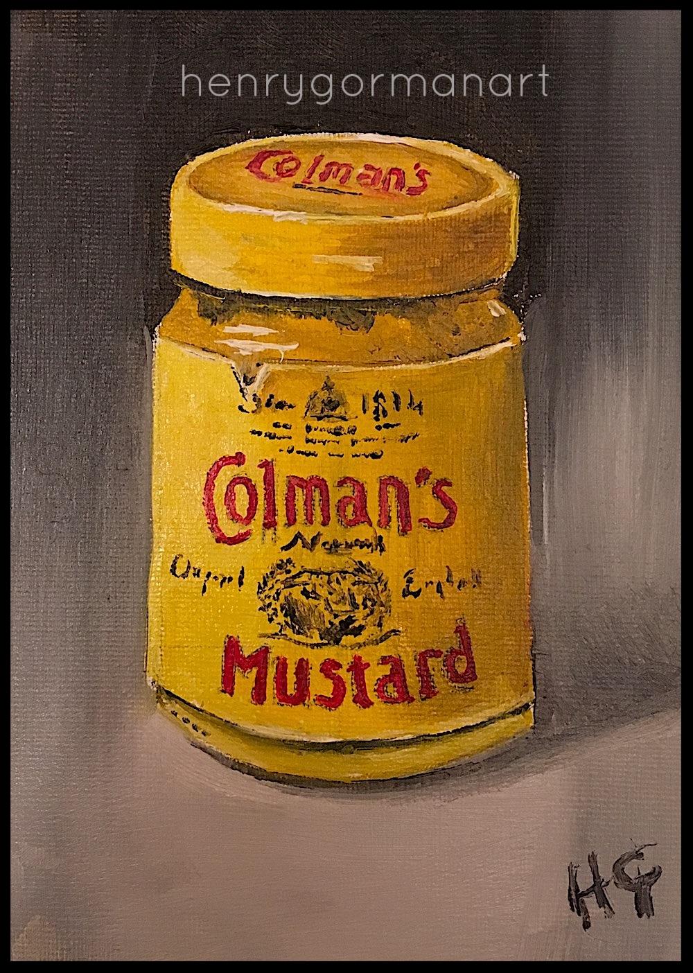 'Cutting the Mustard'