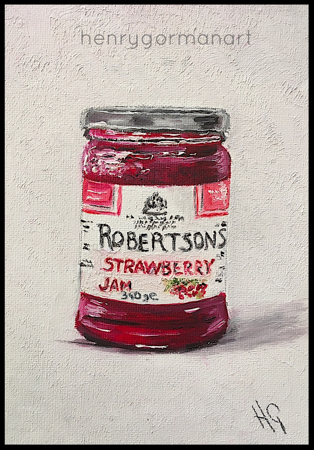 'Strawberry Jam'