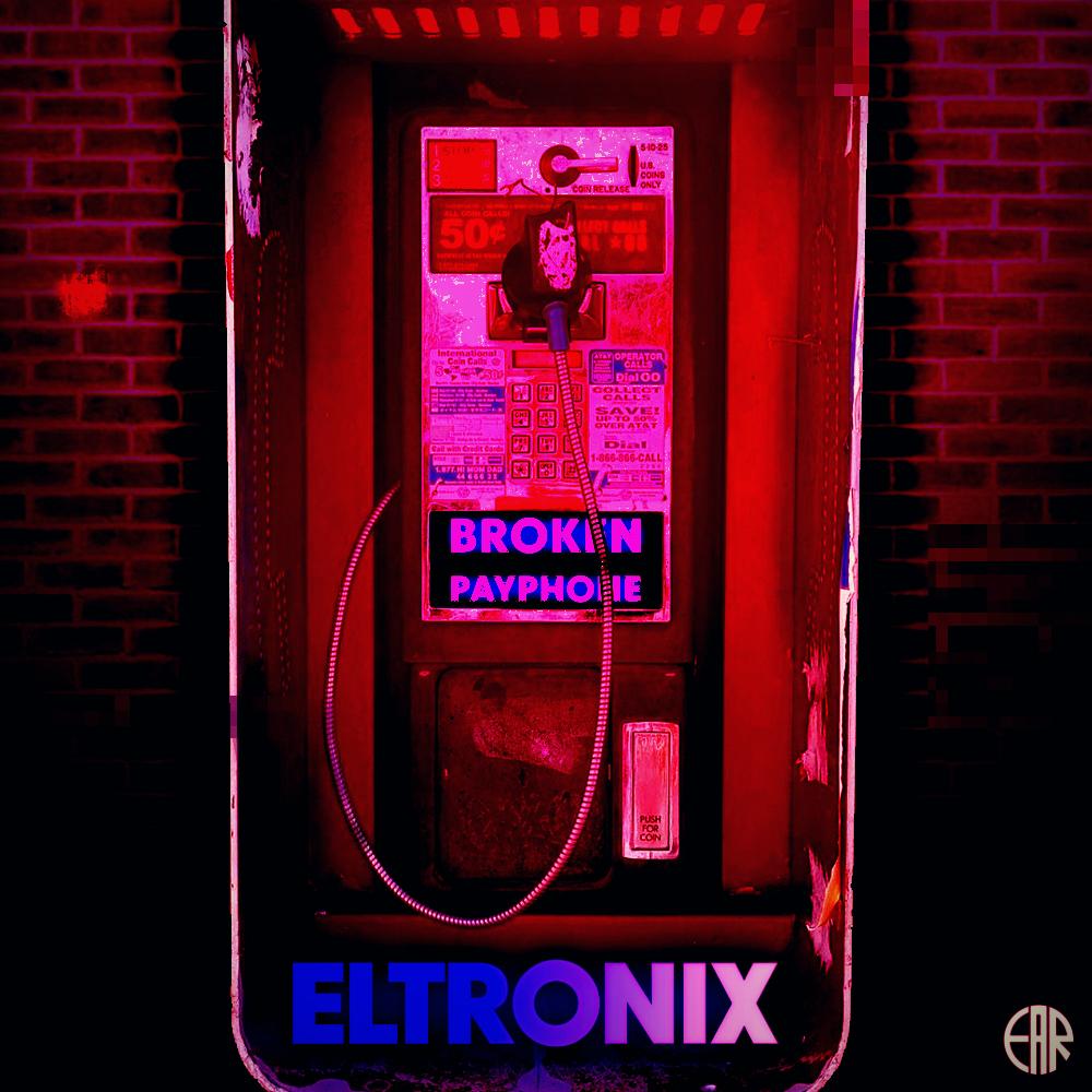 Broken Payphone - 2019