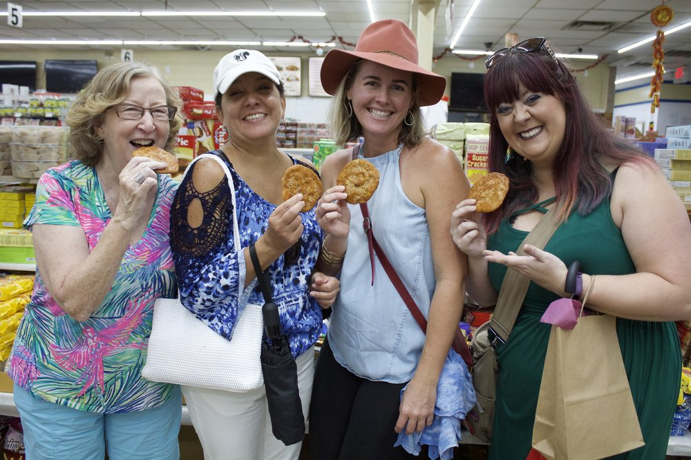 FOOD TOURS - Eat your way across one of Central Florida's neighborhoods.