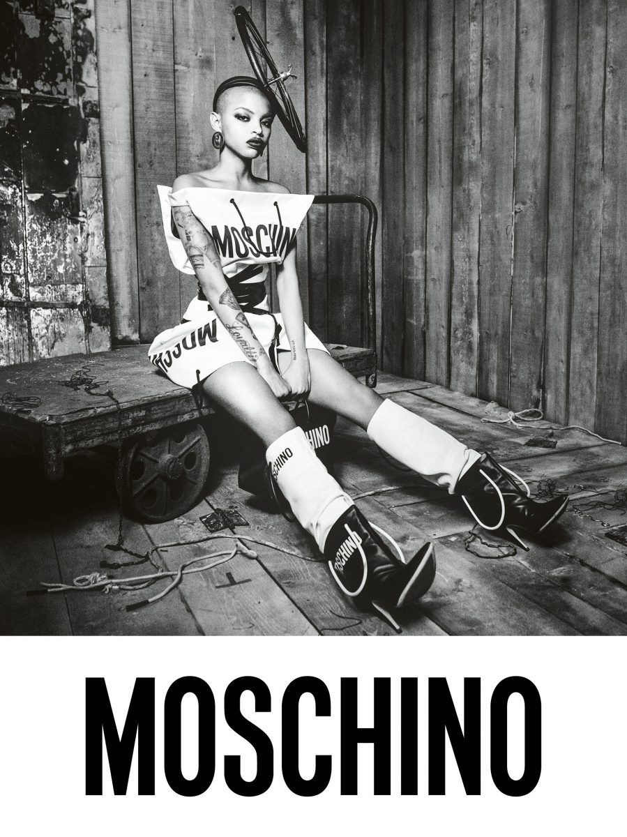 Image via Moschino