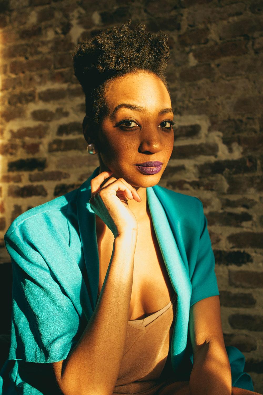 Amanda Moore-Karim, image by Brandon Thomas Brown