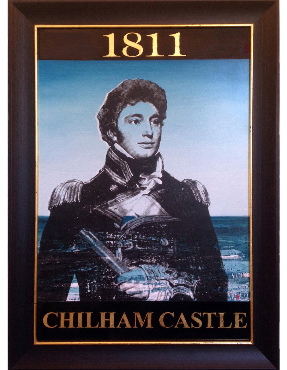 w Chilham Castle 1811.jpg