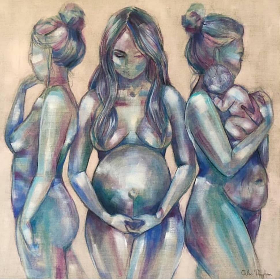 Art by  Chloe Trayhurn