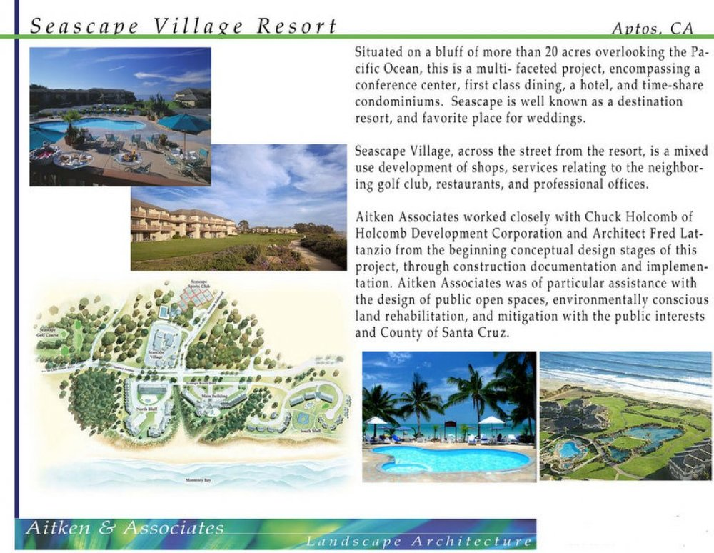 Seascape Village Resort – Aptos, CA