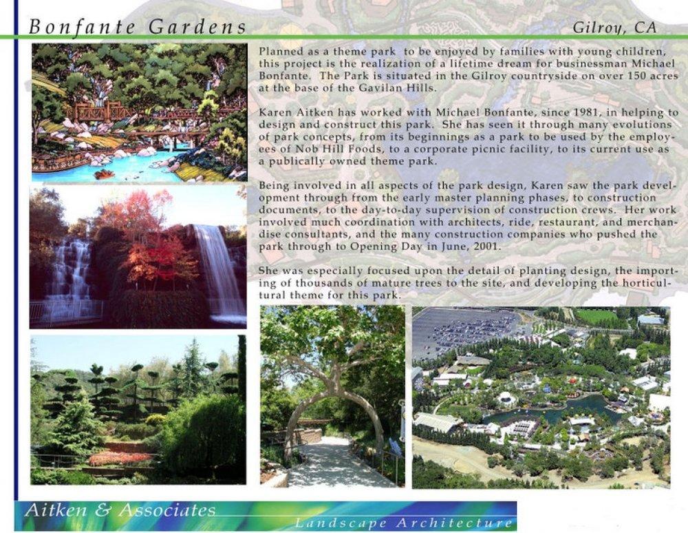 Bonfante Gardens – Gilroy, CA