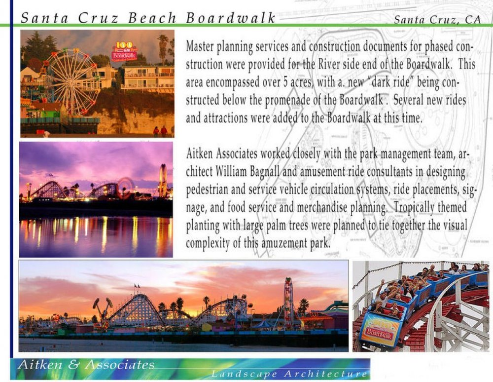 Santa Cruz Beach Boardwalk – Santa Cruz, CA