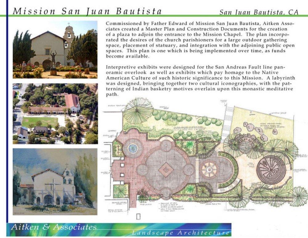 Mission San Juan Bautista – San Juan Bautista, CA