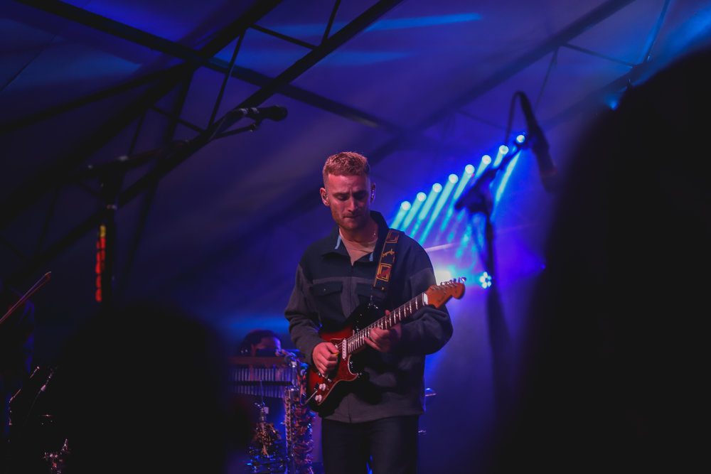Tom Misch rose to fame through his original beats he created on SoundCloud.