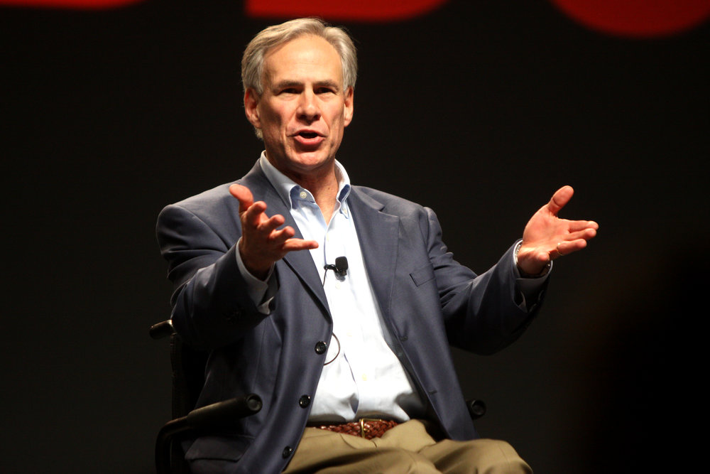 Greg Abbott, Photo from flickr.com
