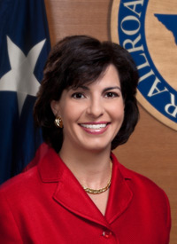 Christi Craddick, Photo from Railroad Commission of Texas