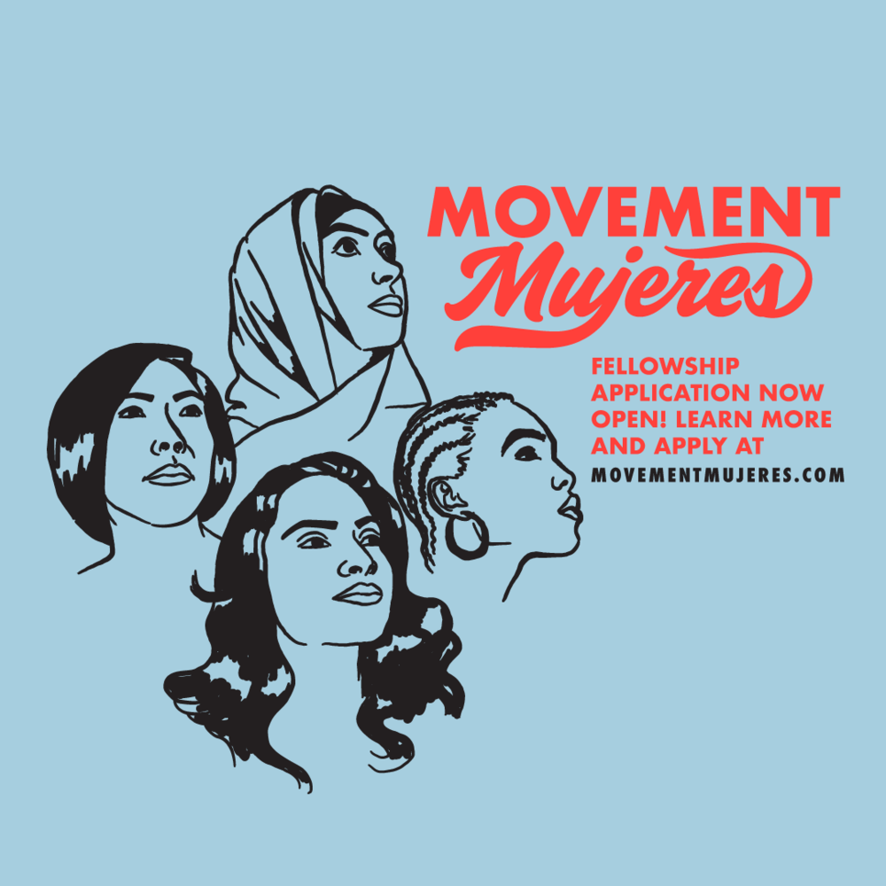 Photo courtesy of the Movement Mujeres.
