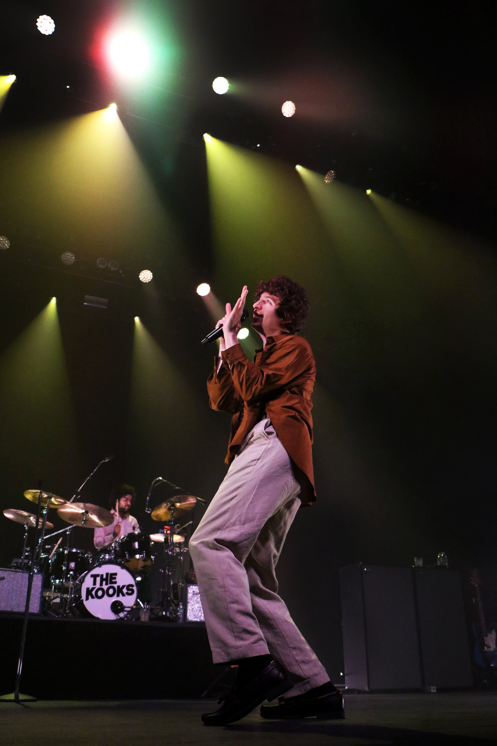 """The band's name comes from David Bowie's song """"Kooks."""""""