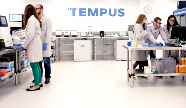 In 2017, four out of five of the Midwest's largest deals were Healthcare Tech companies, including Chicago-based Tempus. PC: Tempus