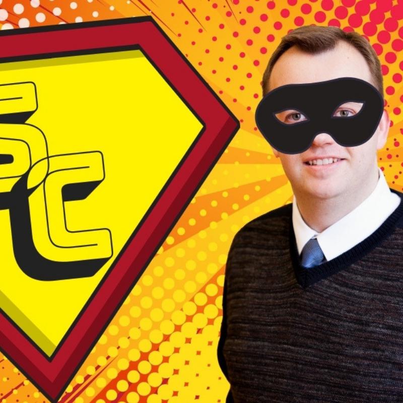 Discovering My Superhero Identity
