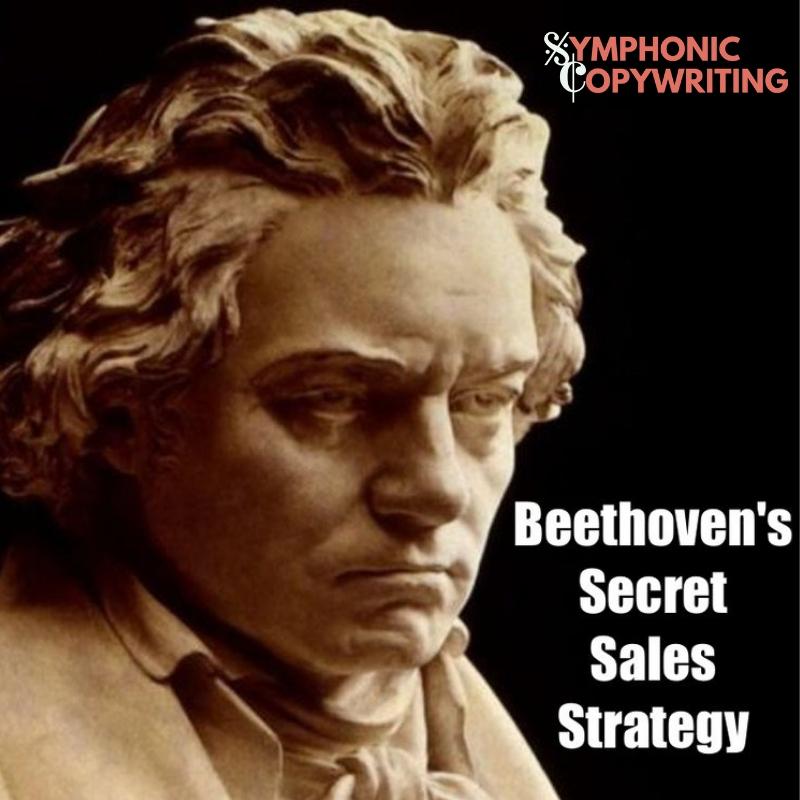 Beethoven's Secret Sales Strategy