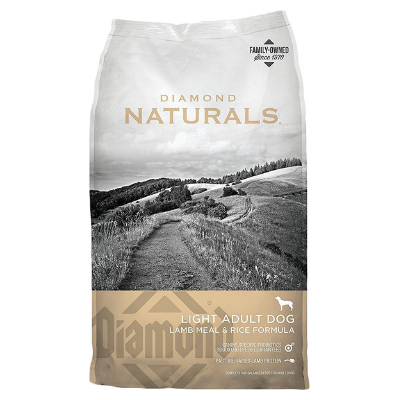 Athens Seed Diamon Naturals Light Adult Dog Food.png