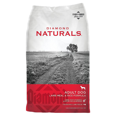 Athens Seed Diamond Naturls Adult Dog Food Lamb & Rice.png