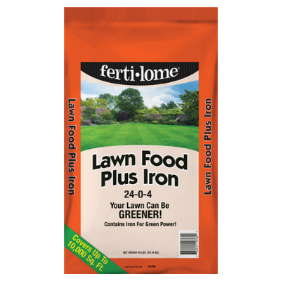 Lawn Food Plus Iron