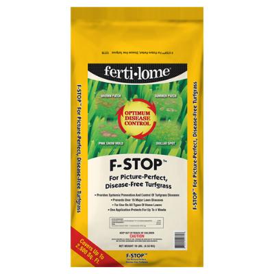 F-Stop Lawn & Garden Fungicide Granules
