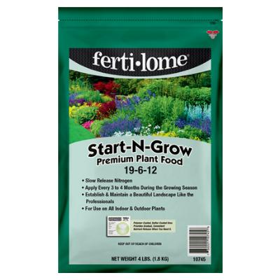 Start-N-Grow Premium Plant Food