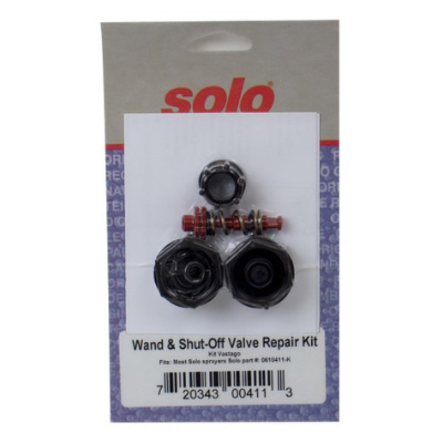 Solo Sprayer Shut Off Valave Repair Kit *Call for Availability