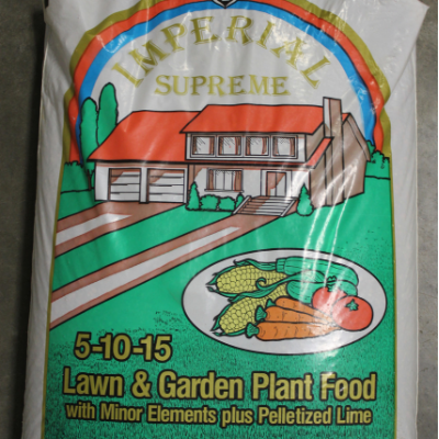 Imperial Supreme 5-10-15 Lawn & Garden Plant Food