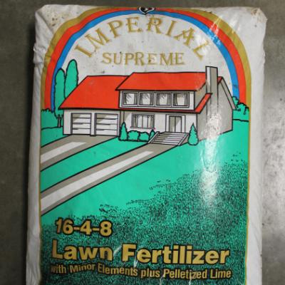 Imperial Supreme 16-4-8 Lawn Fertilizer