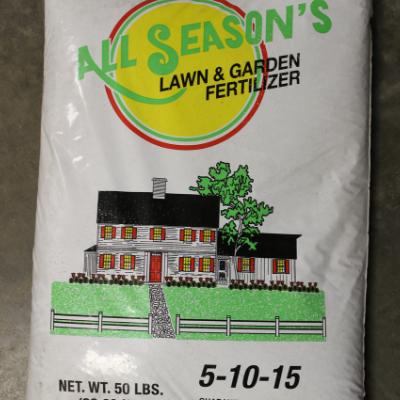 All Seasons 5-10-15 Fertilizer