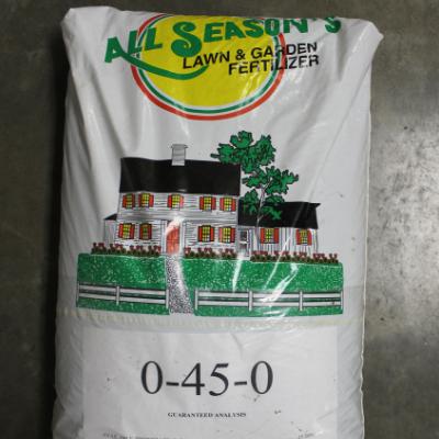 All Season's 0-45-0 Lawn & Garden Fertilizer