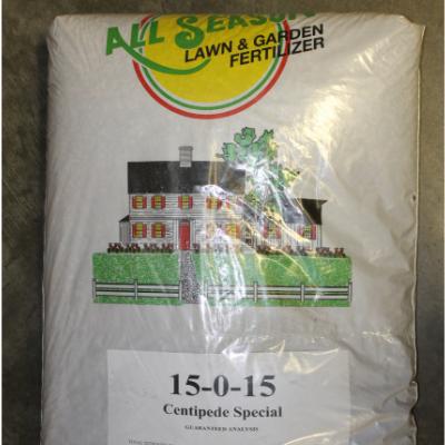 All Season's 15-0-15 Centipede Special Lawn & Garden Fertilizer