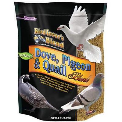 Brown's Dove, Pigeon, & Quail Blend