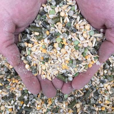 Organic Feeds -