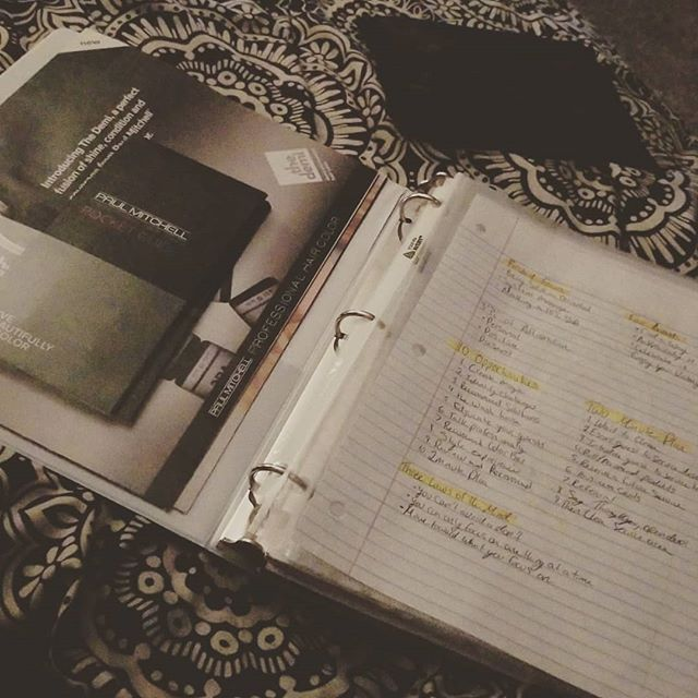 Written test tomarrow. Studying away! I hate tests...