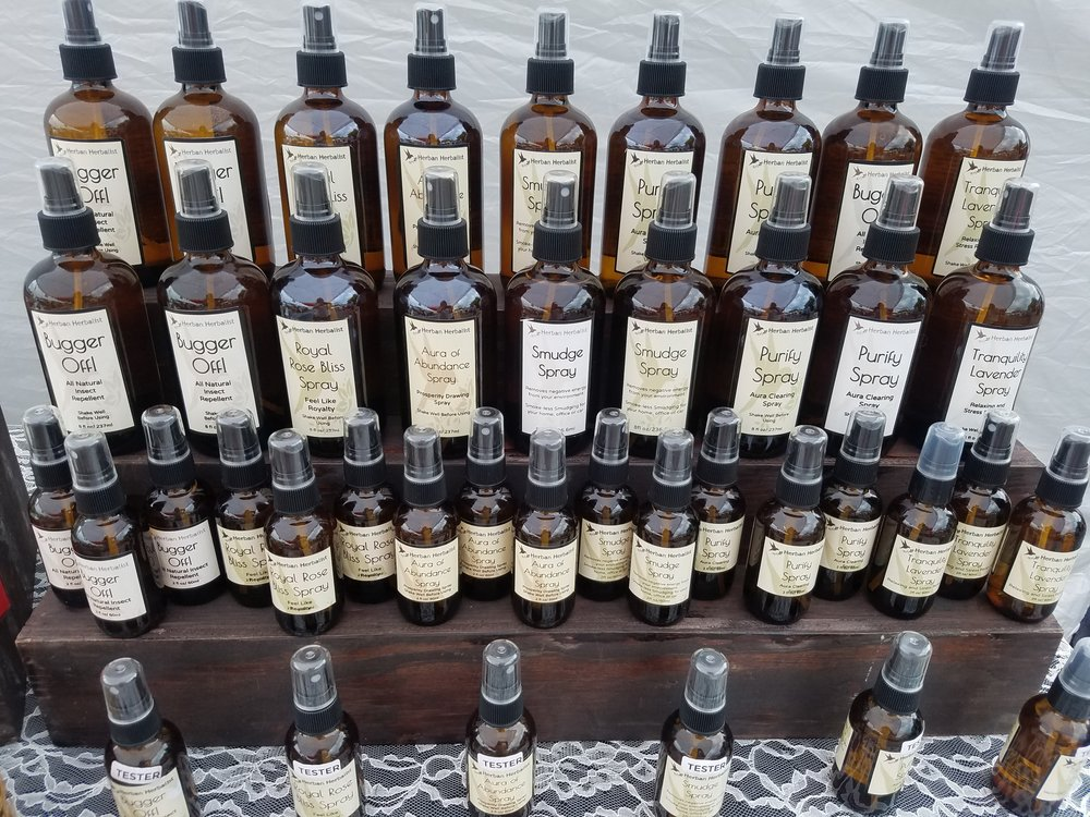 And So It Begins… - The first product ever made for sale was Smudge  Spray back in 2010. The label may have changed since then, but the formula has remained the same.