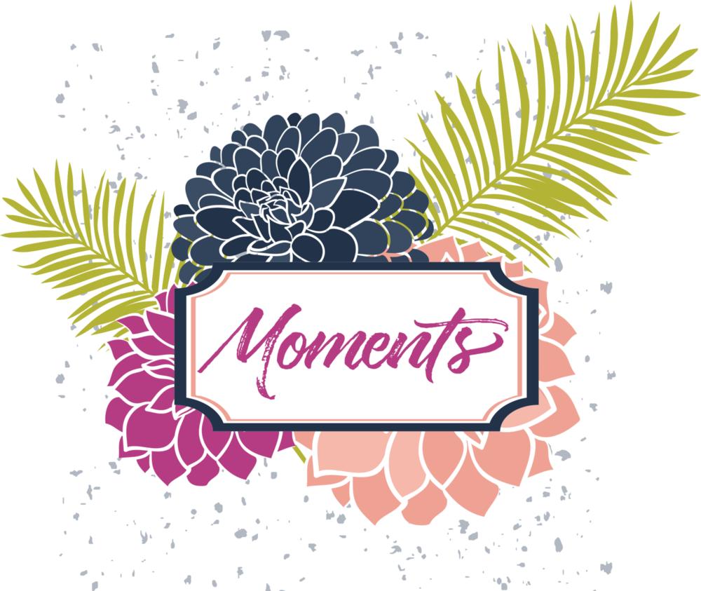 Moments Luncheon Logo
