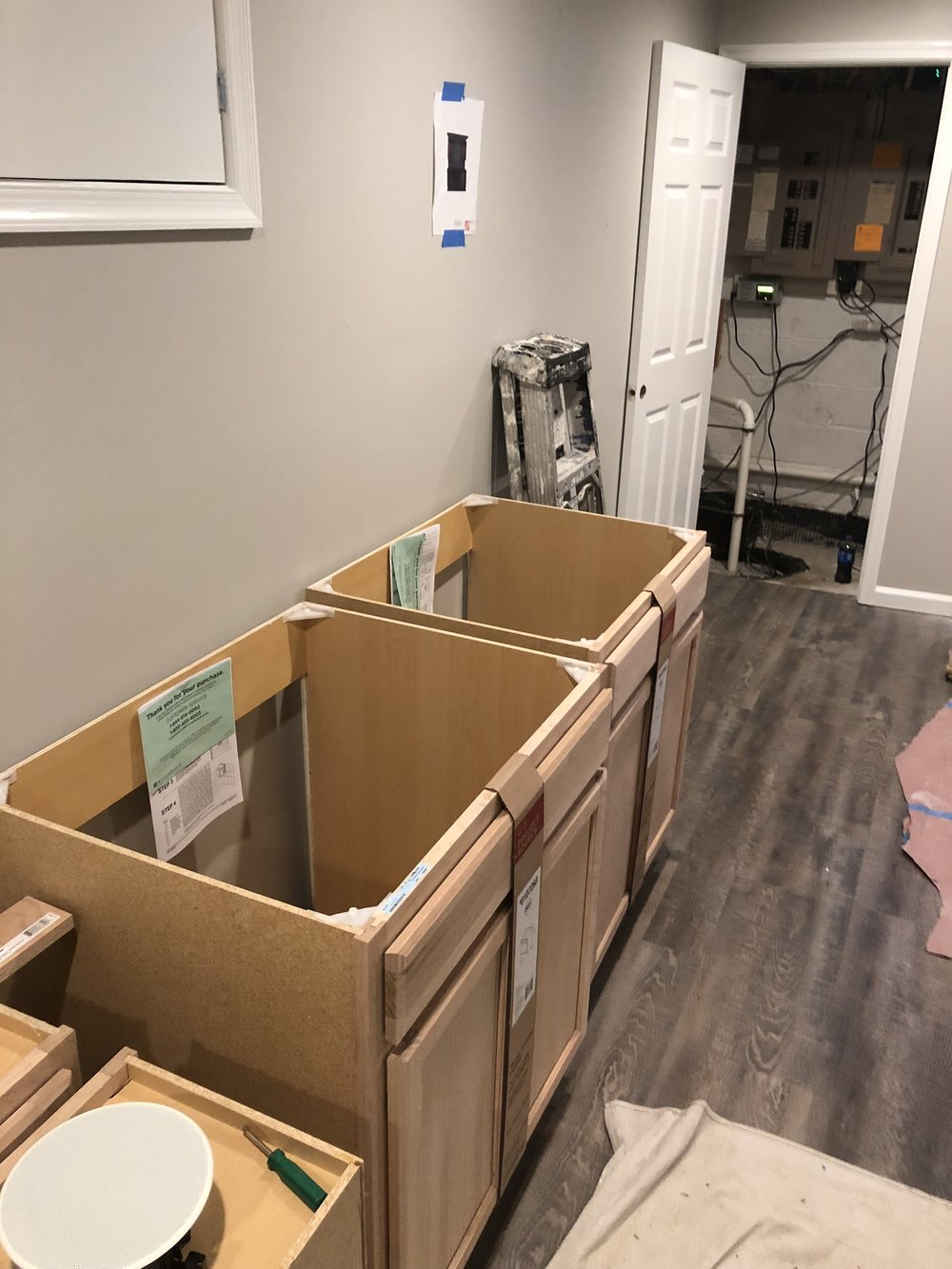 cabinet base placement.JPG