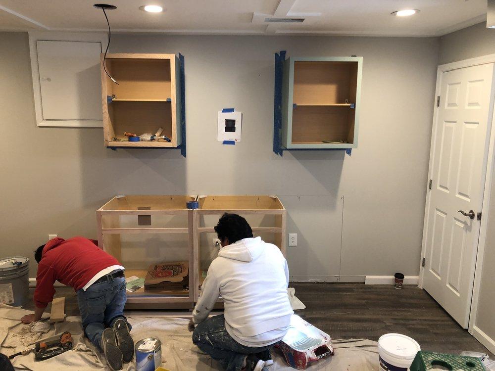 cabinet installation.JPG