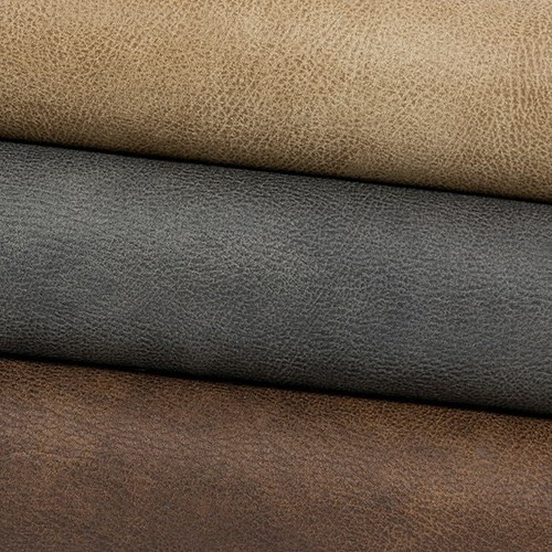 Is this leather? Nope @warwickfabrics Eastwood range is fantastic alternative to traditional leather. Eastwood is advanced, polyester weave that gives the effect of leather in a more durable quality.