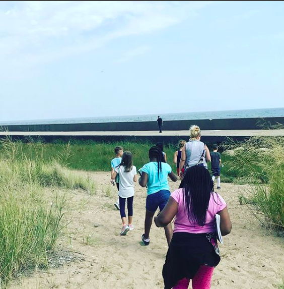 Third grade field trips are a great way for parents to get involved with the class!