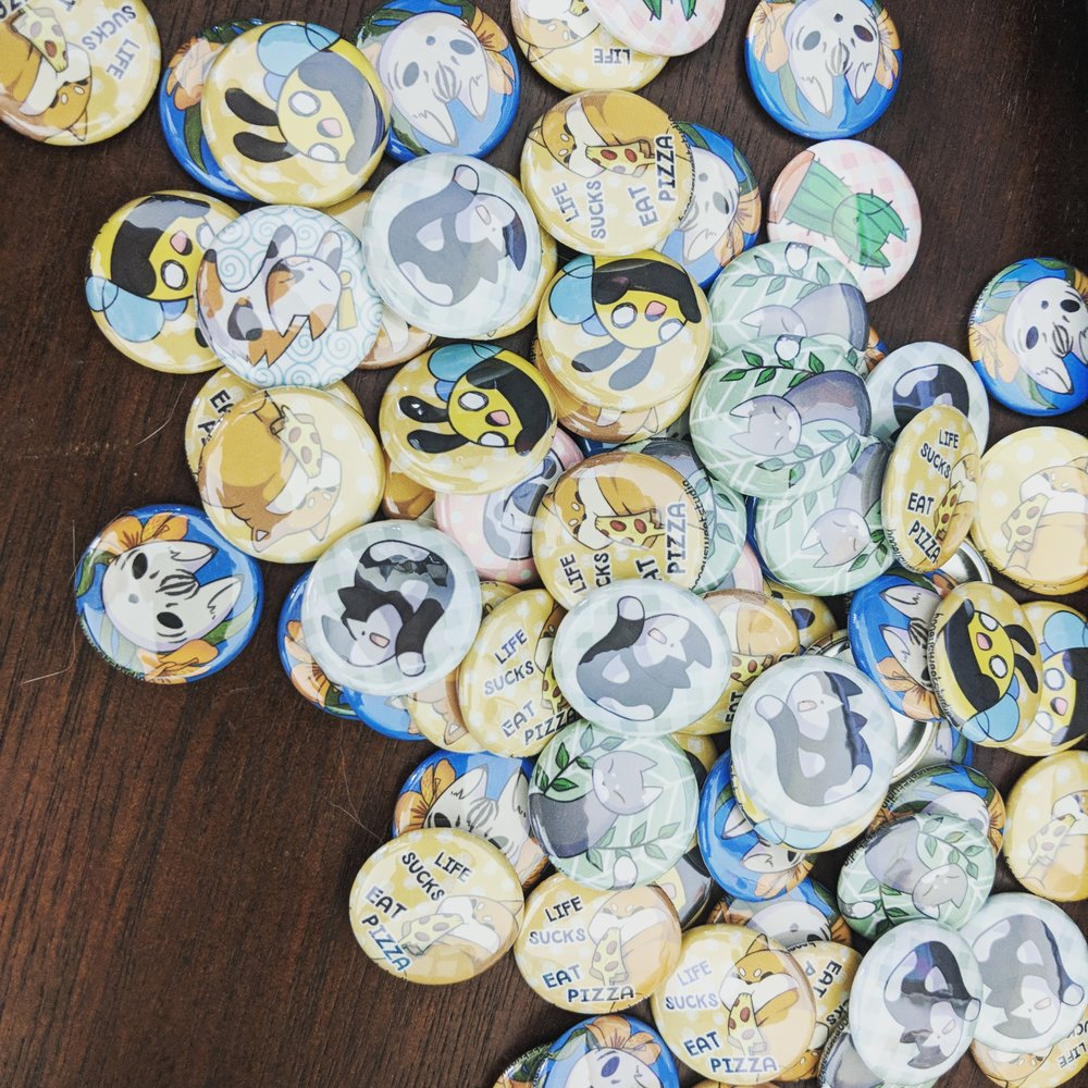 BUTTONS -