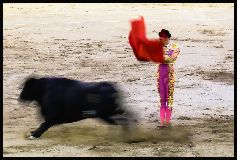 Linares Bullfight August 2016   Fuji XT1 with Fujinon XF 18-135mm © 2016 Miguel Witte