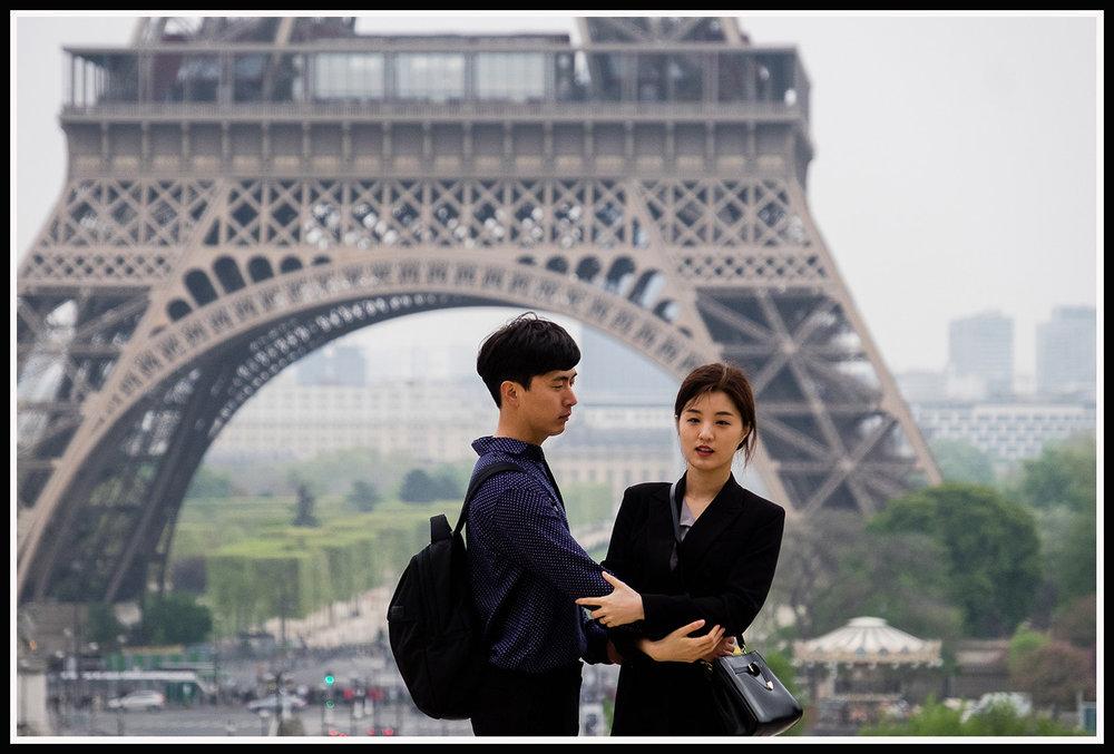 Paris - Trocadero   Fuji XT1 with Fujinon XF 18-135mm © 2017 Miguel Witte