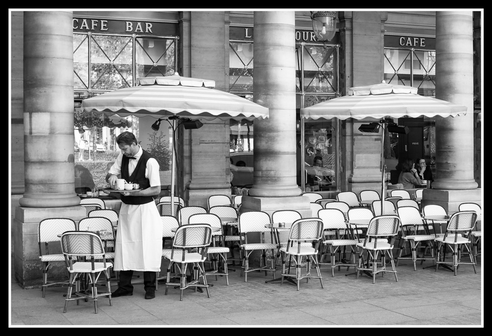 Paris - Café Nemour   Fuji XT1 with Fujinon XF 18-135mm © 2017 Miguel Witte
