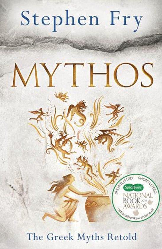 """3. Mythos, Stephen Fry - Genre: HistorySamenvatting van het boek in twee zinnen: De Griekse Goden zijn losbandig, arrogant, vaak groen van jaloezie, zoekende, hebben een enorm ego en zijn extreem disfunctioneel. De Griekse Goden doen denken aan de mens, het grootste verschil is dat de Griekse Goden impulsiever zijn en dat ze in het bezit zijn van oerkrachten.Favoriete quote: """"Gaia visited her daughter Mnemosyne."""""""