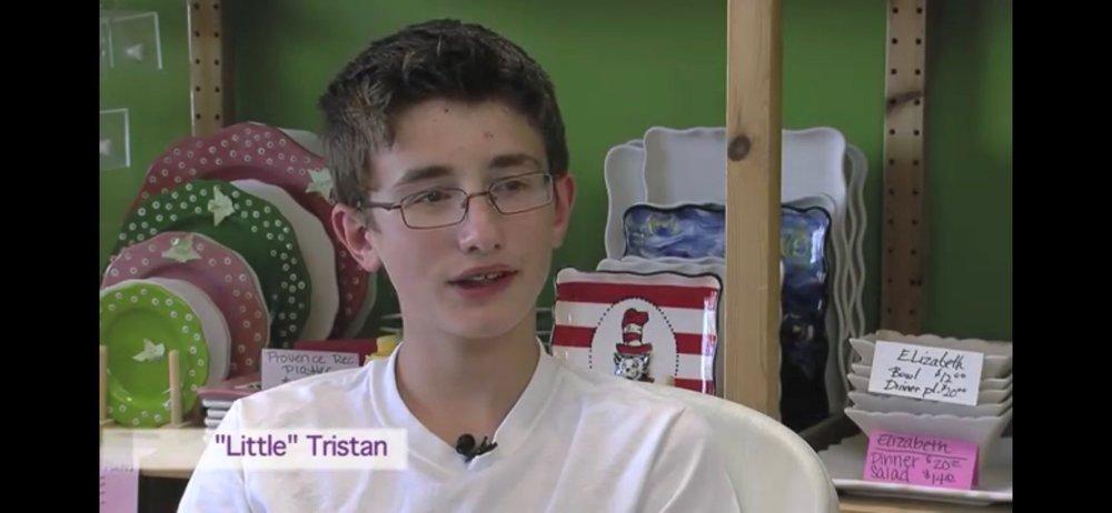 Meet Tristan