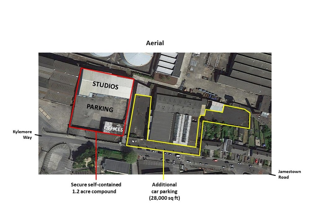 - Aerial View / Parking (0.3mb)